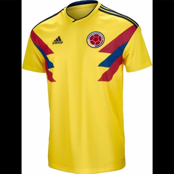 2db7220db On Sale Colombia soccer jersey home. NWT. adidas
